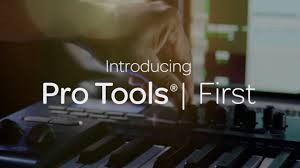 PROTOOLS FIRST 1