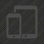 iphone e ipad logo