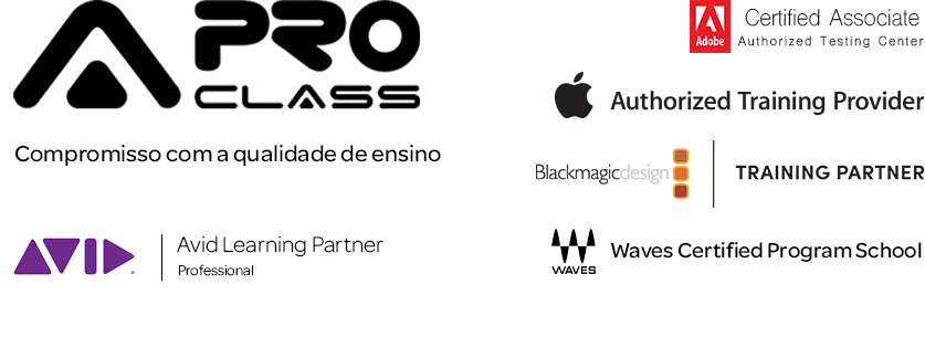 Curso de Final Cut X - Oficial Apple  PROCLASS