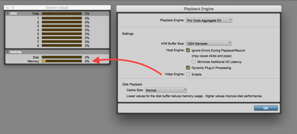 Otimizando a performance do Pro Tools / PROCLASS